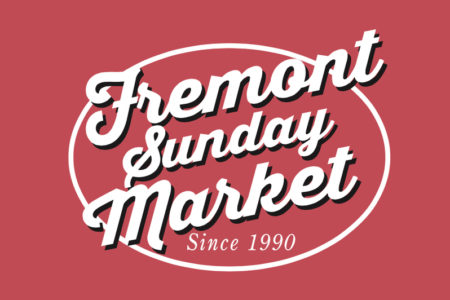 New Booth Location at the Fremont Sunday Market