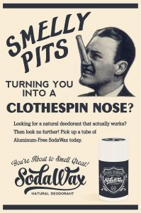 Are you a…Clothespin Nose? Help is on the way!