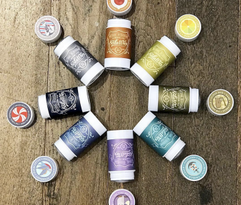 Thank you @madeheresea !! Stop by Pioneer Square and get your SodaWax #naturaldeodorant today!!